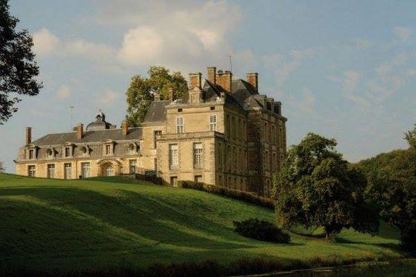 Chateau de Cirey sur Blaise - Lac du Der