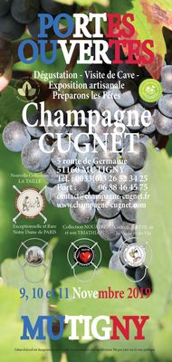 10-11-2019---Portes-Ouvertes-Champagne-Cugnet---MUTIGNY
