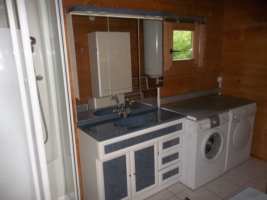 Gîte de l'Etanchée - Salle de bain