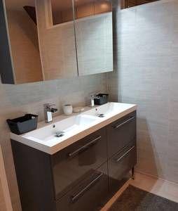 salle d'eau de l'étage+wc