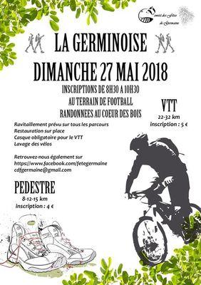 27-05-2018 - La Germinoise - GERMAINE