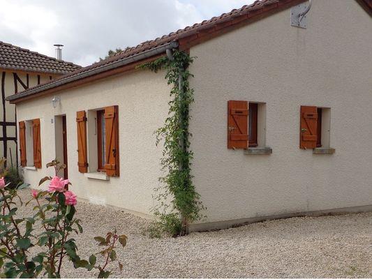Gîte la Roseraie - Giffaumont-Champaubert