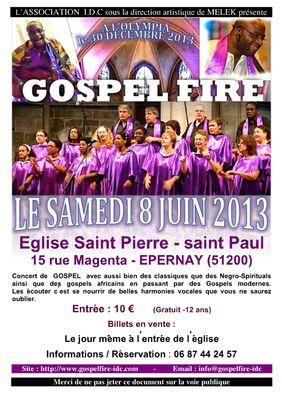 2013-06-08Gospel