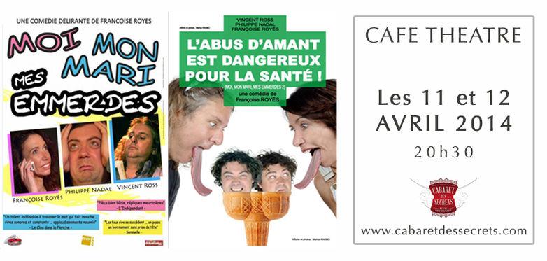 2014-04-11 et 12_CBS Vauciennes - Café-théâtre