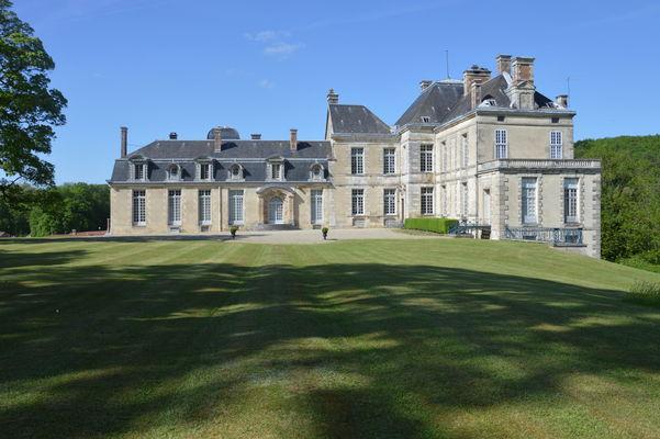Chateau-de-Cirey sur Blaise - Lac du Der