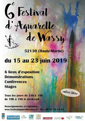 Festival Aquarelle Wassy