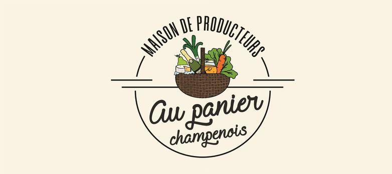 Au Panier Champenois - Logo