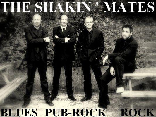 Shakin Mates