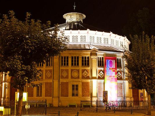 Le manège et le cirque - Reims