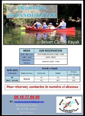 Brivet-Canoe-Kayak
