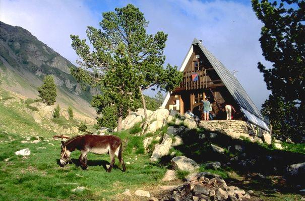 refuge de bastan vielle aure saint lary station thermale et village authentique des pyr n es. Black Bedroom Furniture Sets. Home Design Ideas
