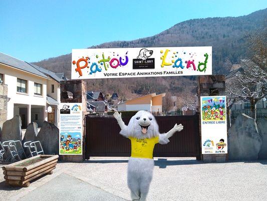 Patouland equipements de loisirs saint lary soulan saint lary station thermale et village - Office du tourisme st lary ...