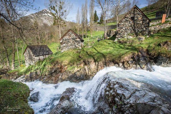 1 Moulins à eau de Gèdre Dessus