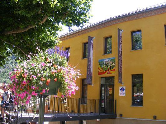 Office de tourisme Conflent Canigo Antenne vernet les bains