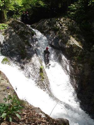 Aventure Grotte et Canyon 1