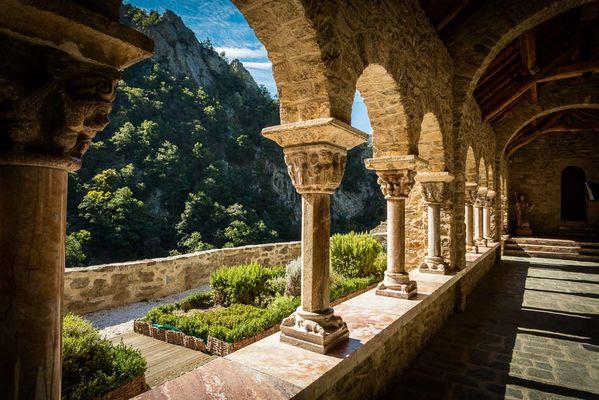 Abbaye Saint Martin du Canigou-Casteil_15