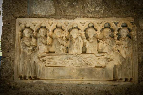 Abbaye Saint Martin du Canigou-Casteil_4