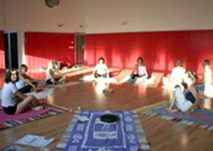 Ananda Massage Yoga