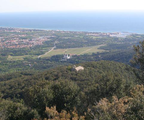 Argeles rando chapelle st laurent du mont.1