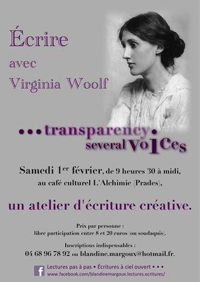Blandine Margoux - Transparence - 1er feěvrier 2020 - L'Alchimie - Diaporama
