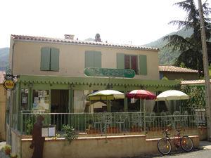 Café de la Mine - Sahorre