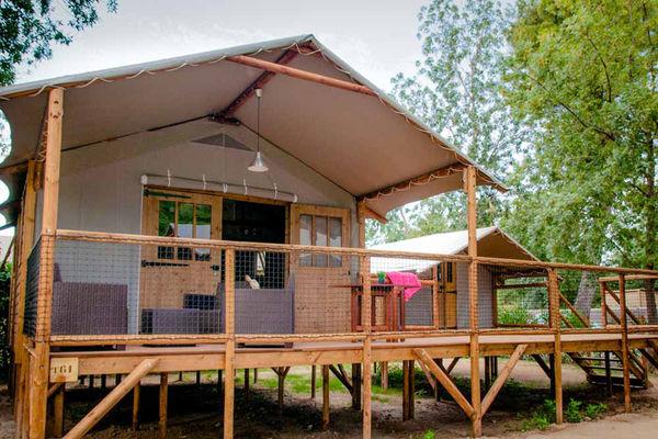 Camping Sunelia Les pins 5