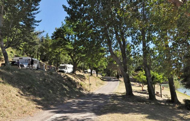 Camping du Lac de Vinça 1