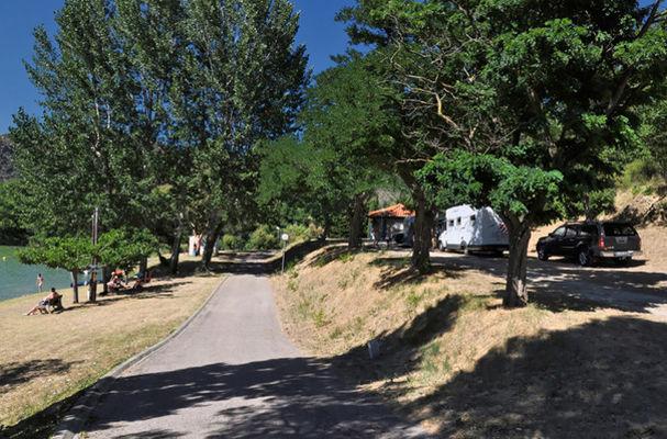 Camping du Lac de Vinça 3