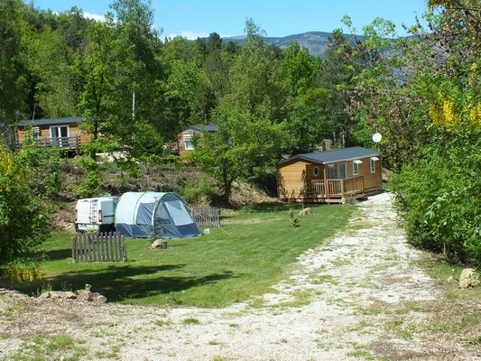 Camping les cerisiers