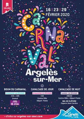 Carnaval hiver 2020 Argelès