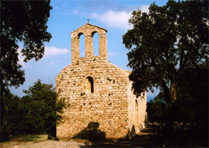 Chapelle St Laurent du Monts