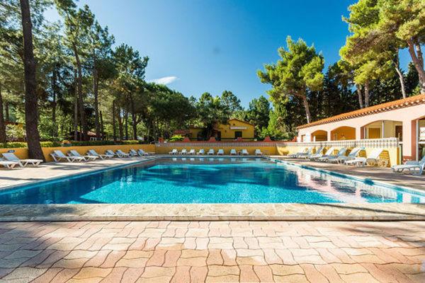 Domaine des Mimosas piscine 1