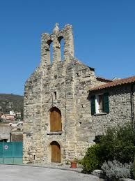 Eglise Sainte Marie de Riquer Catllar