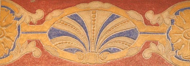 Enduits sculptés Prades (1)