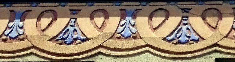 Enduits sculptés