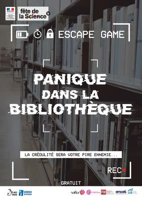 Escape game Prades (18-01)