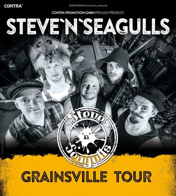 Fete du TC - Steve'n'Seagulls