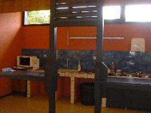 Gîte d'étape municipal de Vernet - Intérieur