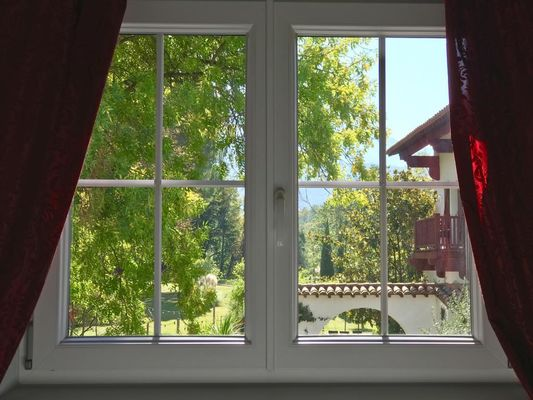 Gîte du haut - la villa du parc  (2)