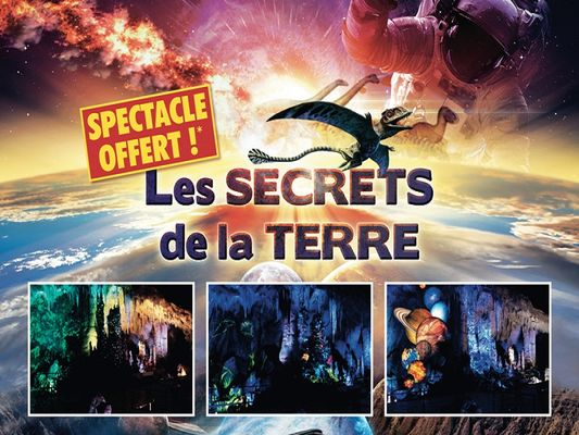 Grottes canalettes spectacle