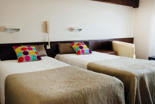 Hotel Plage des Pins 8