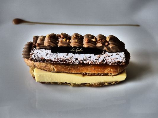 Le Galie restaurant prades dessert