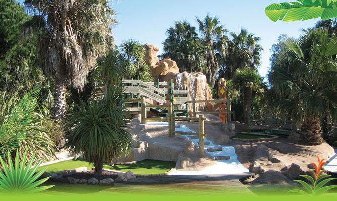 Paradise Golf Argeles 1