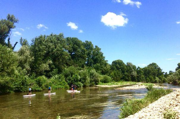 Riverside Paddle 3