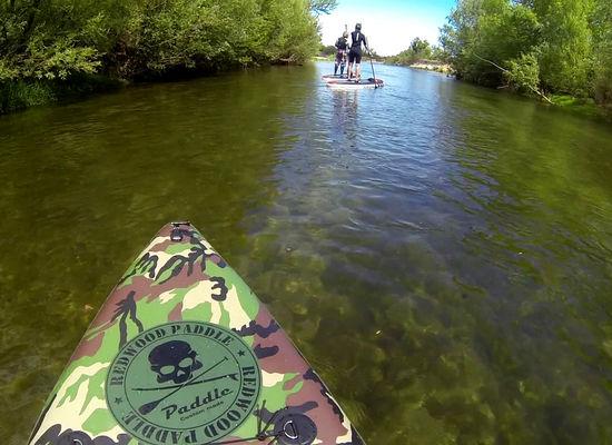 Riverside Paddle 8