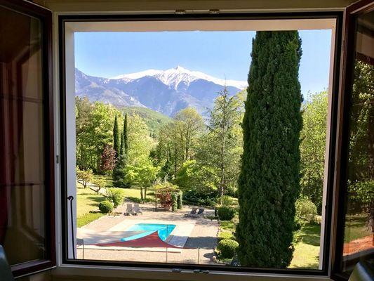 Studio Balcon - la villa du parc  (2)