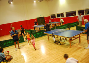 Tennis de table Entente Albères-Argelès