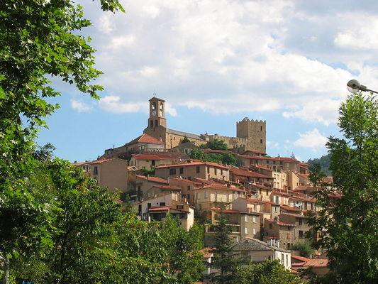Village Vernet les Bains Benazeth