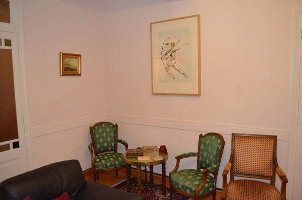 maison Prades 10 Salon