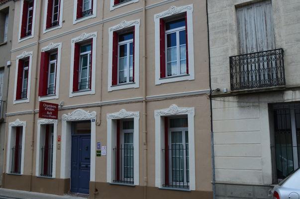 maison Prades façade